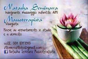 Natasha Seminara - Massoterapista