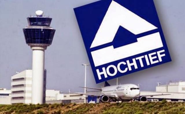 Hochtief: Έτσι χαρίσαμε 500 εκ. στους Γερμανούς! - Η υπόθεση έκλεισε και επισήμως!
