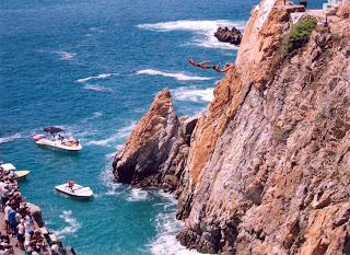 La Quebrada, Acapulco - que visitar