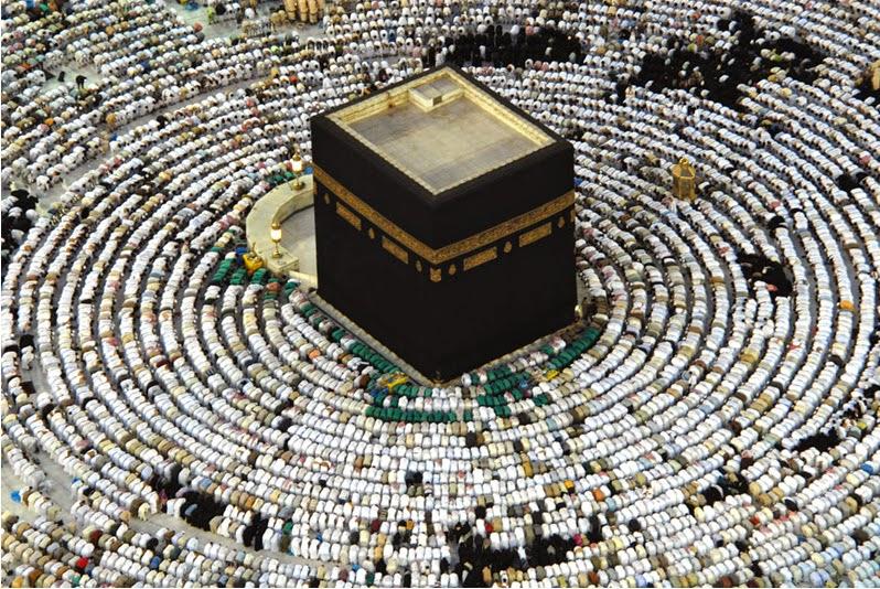 FAKTA ILMIAH Rahasia Ka'bah Mekkah Yang Disembunyikan Oleh Sebagian Media Internasional
