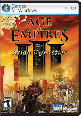 Age Of Empires III - The Asian Dynasties (Expansion)
