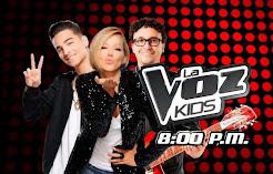 La voz Kids 2014