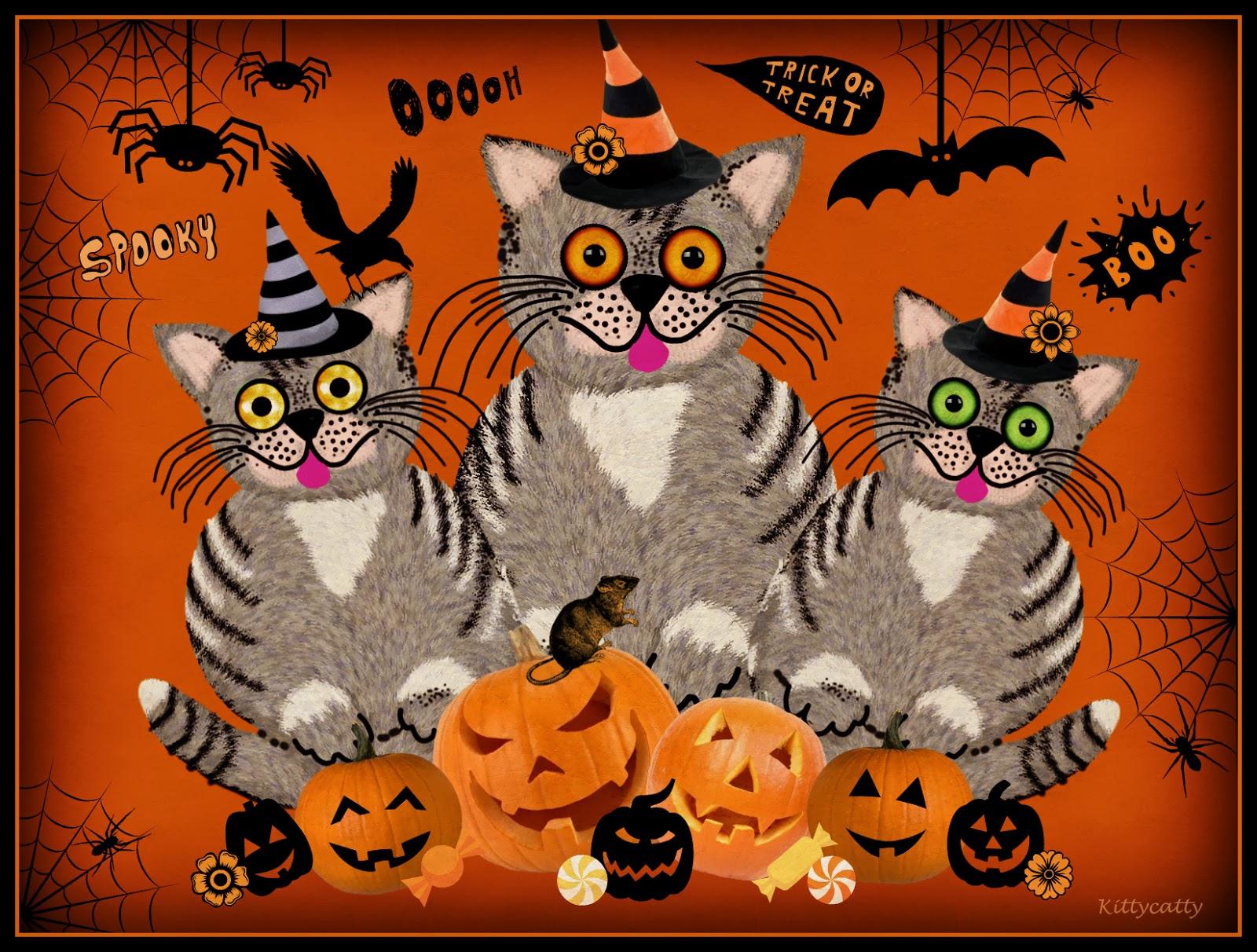 Free Desktop Wallpaper: Halloween Wallpaper Backgrounds