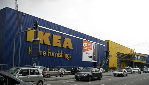Patchay ikea to open 2nd malaysian store back in 2000 boustead group developed its jewel township mutiara damansara by bringing in ikeas first megastore in asia and building ikano power centre sciox Choice Image