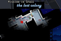 Mission in Space The Lost Colony walkthrough.