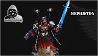 Cómo pintar a Mephistón, Señor de la Muerte
