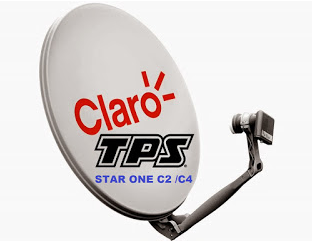Lista de Tps para serem adicionadas no Satelite Star One C2/C4