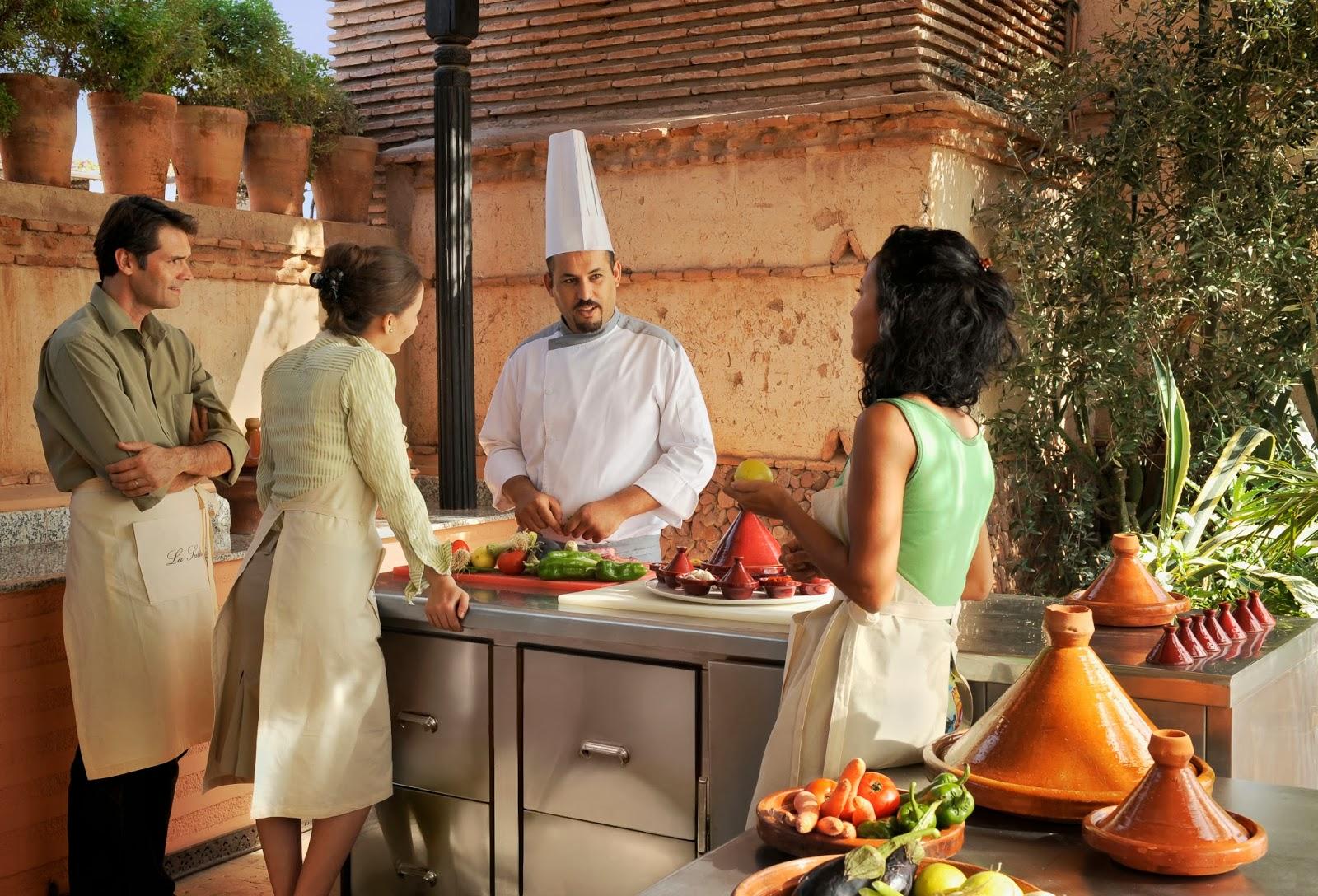 Kulinarische Reisen in Marrakesch