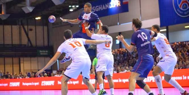 Con gol de Narcisse, PSG elimina a Motpelllier | Mundo Handball