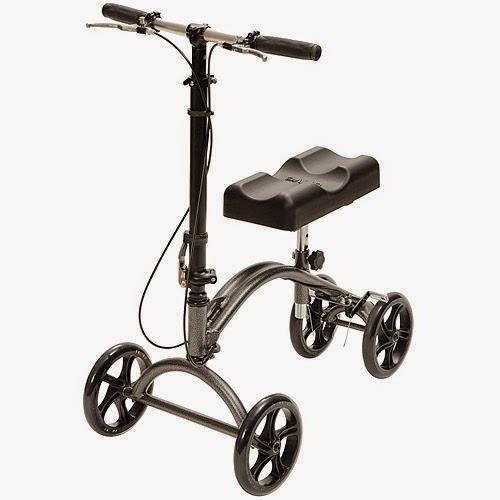 Drive Medical 790 Steerable Knee Walker Scooter