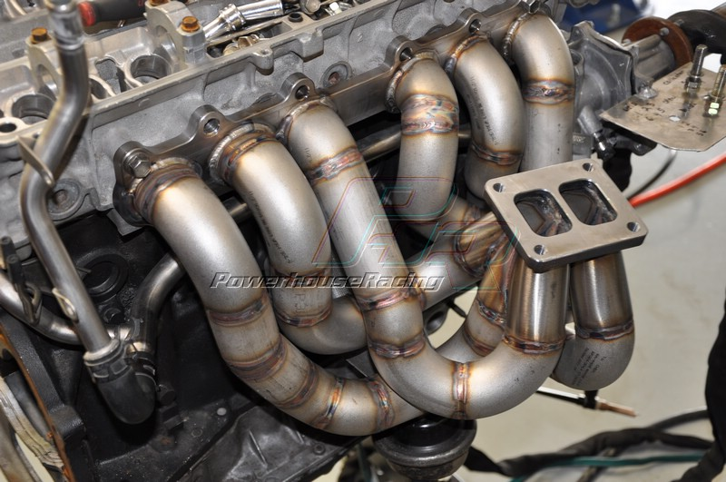 Powerhouse Racing Inc Phr T4 Divided Exhaust Manifold