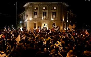 Μια συγκέντρωση και ο πανικός ενός αμαρτωλού καθεστώτος - Άρθρο του Ν.Γ. Μιχαλολιάκου