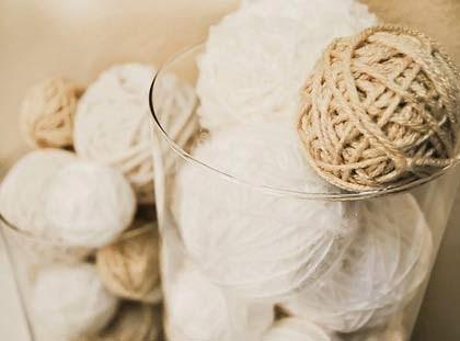 O que fazer nas bodas de lã