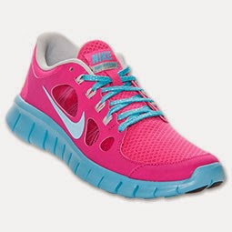 Girls Grade School Nike Free Run 3 Running Shoes Finish Line