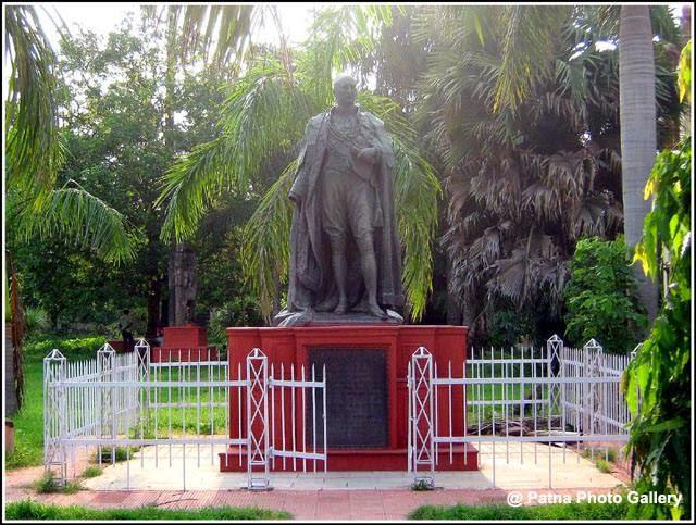 Patna Museum - Lord Hardinge statue