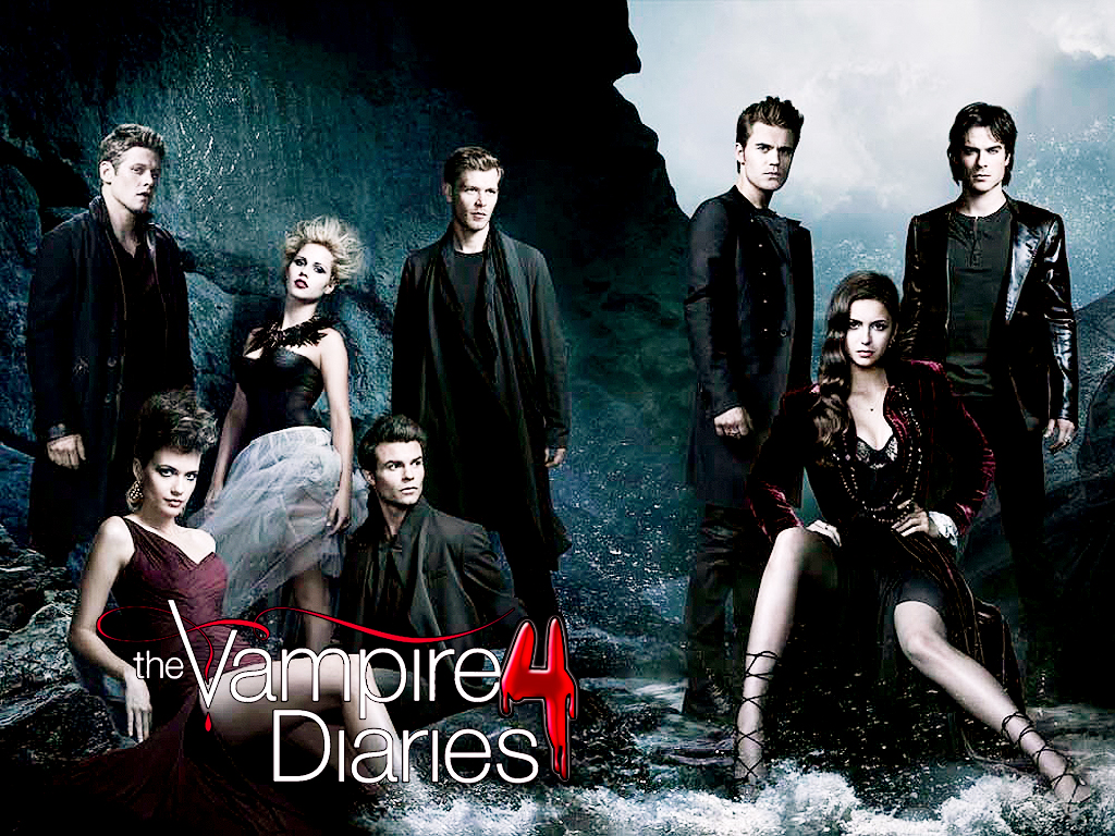 THE VAMPIRE DIARIES (TV Series