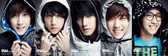 Biodata B1A4