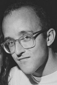 Keith Haring, Biografi Keith Haring