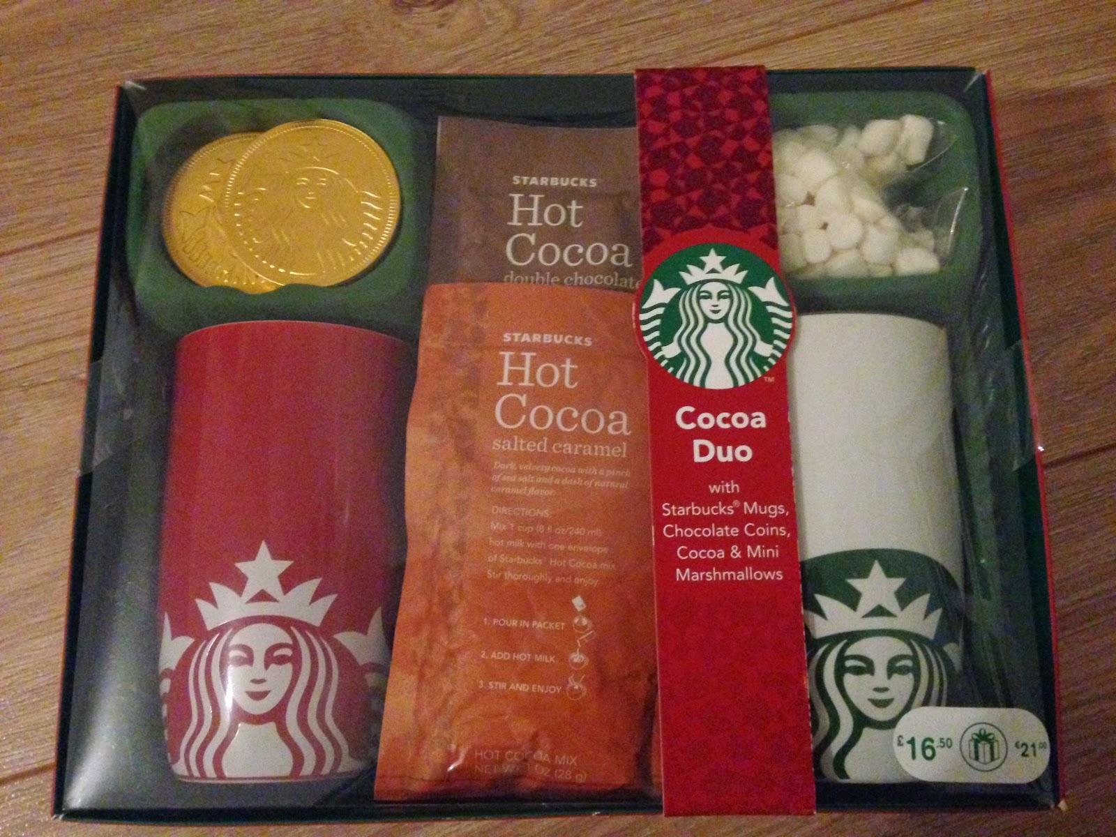 Mac mascara starbucks gift sets