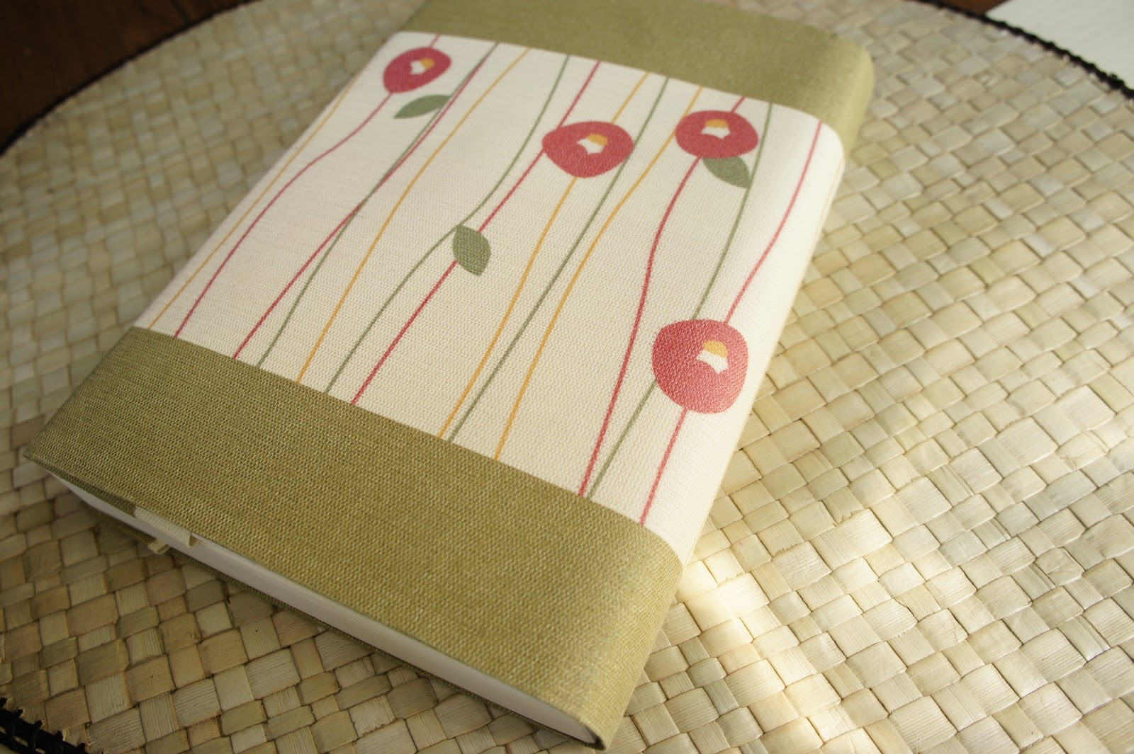 Japanese Fabric Book Cover : Japanese craftsmanship that i m proud of book cover made