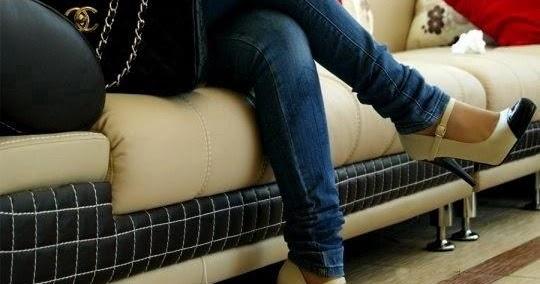 أضرار الجلوس و وضع ساق على ساق !