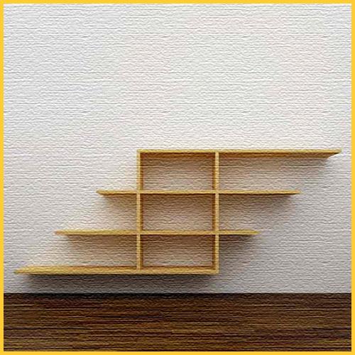 Как сделать стеллаж для книг из дсп