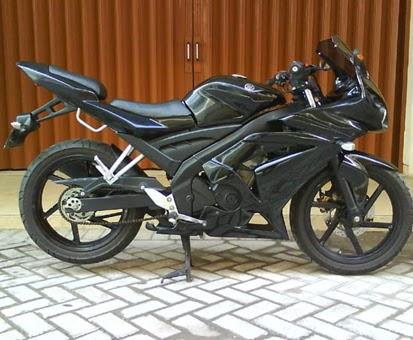 Modif Yamaha Vixion R15