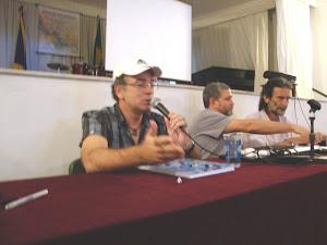 Arranjos Musicais,  palestra  do  músico  Hyran Monteiro