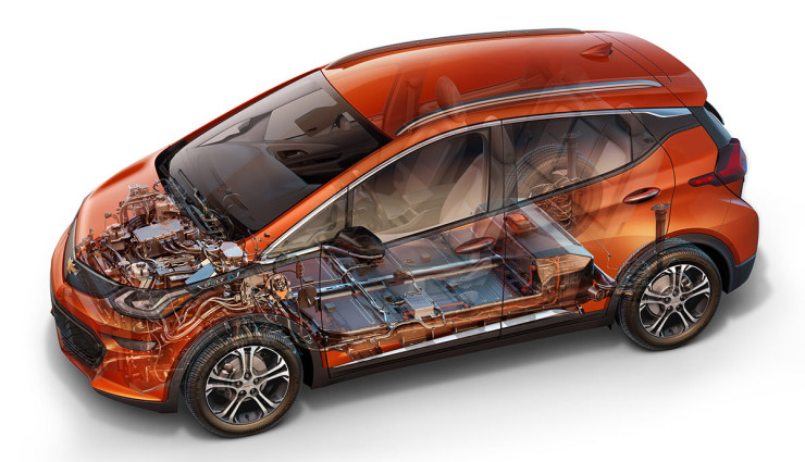 Chevrolet Bolt Ev Specs Released Electric Vehicle News
