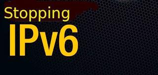 Comment désactiver l'IPV6 sous Linux ?