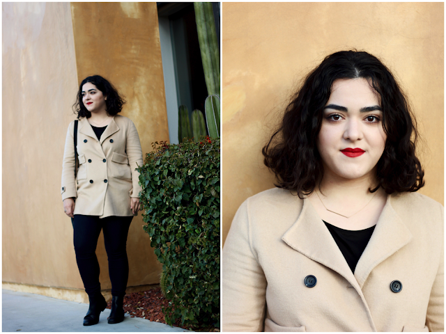 Outfit of the Day | The Southern Californian Coat