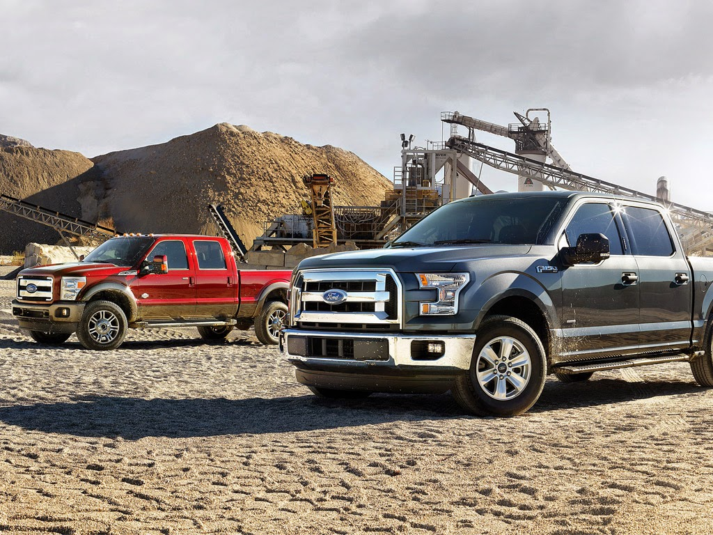 Ford Motor Company Named Best Overall Truck Brand from Kelley Blue Book