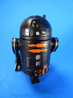 R2-Series Astromech Droid Black and Silver (The Black Series)