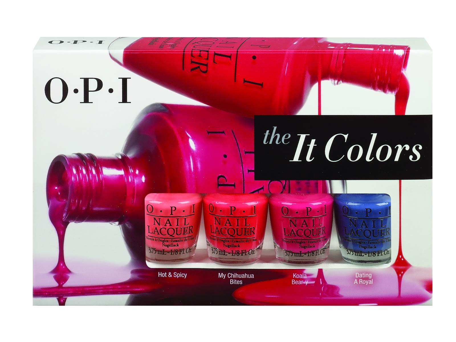 Preview: Mini Kit The It Colors - OPI