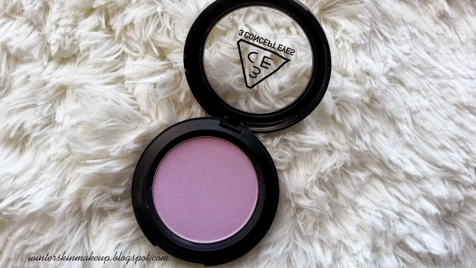 3 CONCEPT EYES Face Blush Whipping Cream