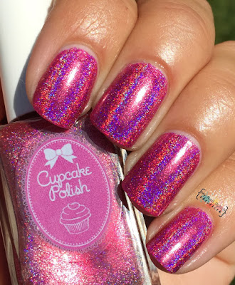 Cupcake Polish Some Berry To Love
