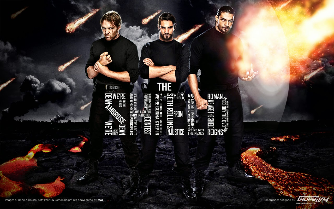 wwe the shield hd wallpapers wwe wrestling wallpapers