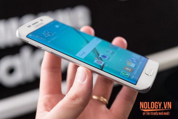 Màn hình cong của Galaxy S6 Edge Docomo