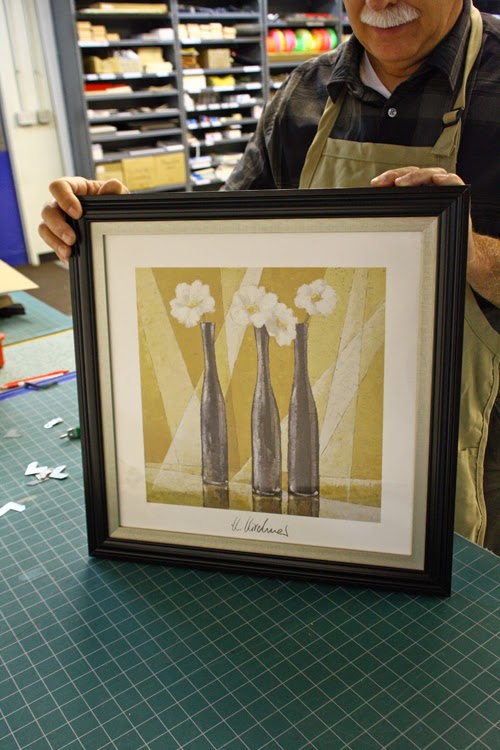 Picture Framing Blog A Good Frame Of Mind Double Framing Artwork