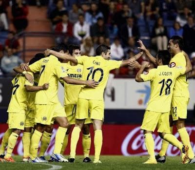 Villarreal vs Valencia 4-1