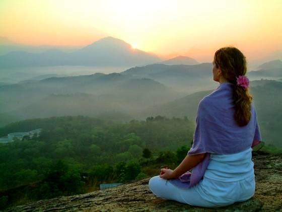 meditatie, calm, liniste, pauza, izolare, singuratate