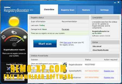 RegistryBooster 2011 6.0.3.6