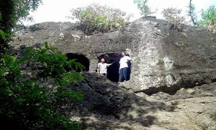 gua selomangleng kediri, jawa timur