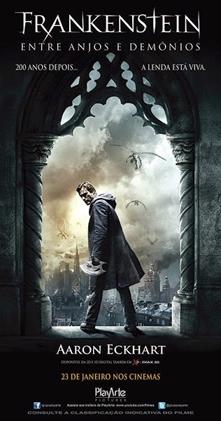 Download Frankenstein: Entre Anjos e Demônios BDRip Dublado