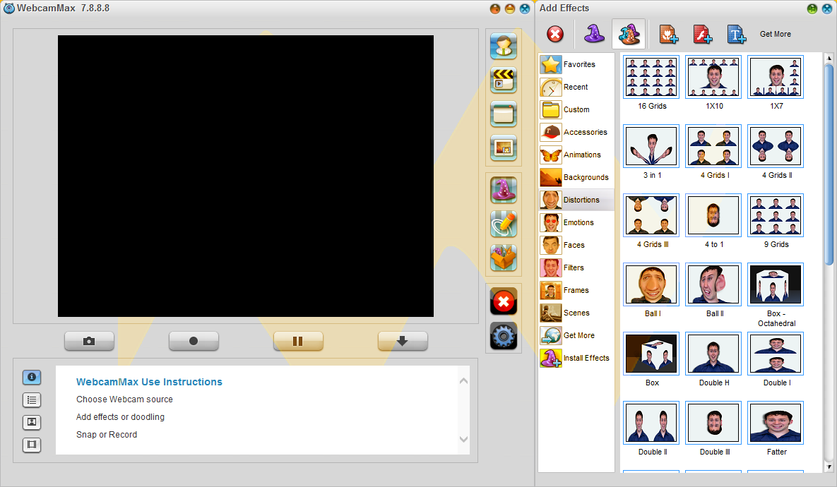 WebcamMax 7.8.8.8 Full Crack