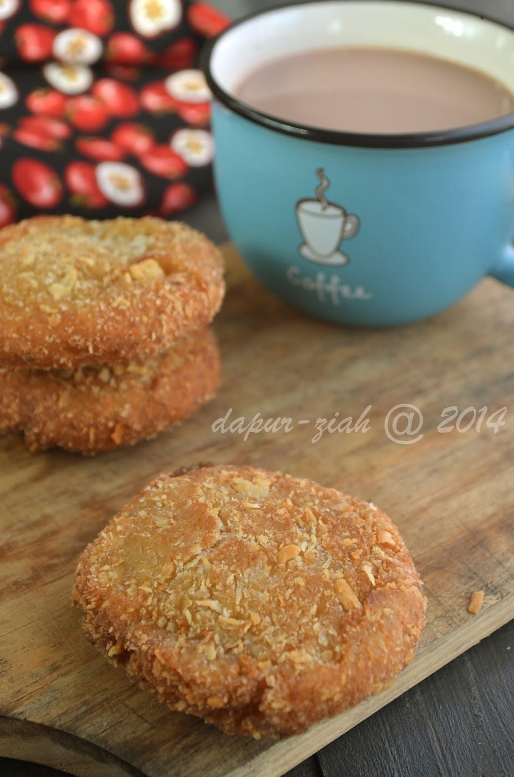 dapur-ziah by mama'e Zie: Nugget Pisang