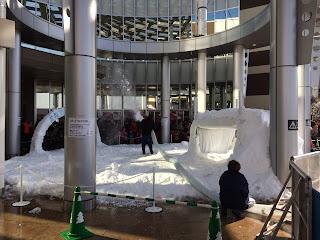 ちびっ子 SNOW PARK!!