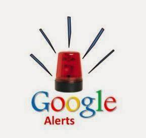 how can google alert me