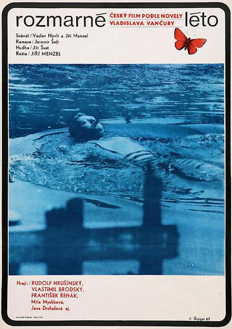 Capricious Summer • Rozmarné léto (1968)