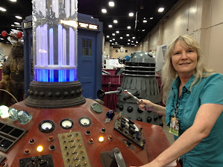 Doctor Paige at Worldcon 2013